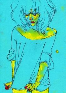 hand drawn inspo