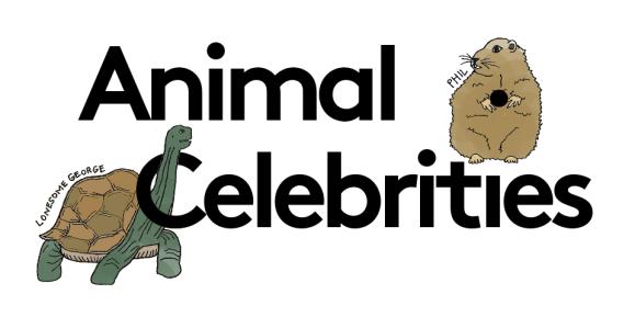 Animal Celebs