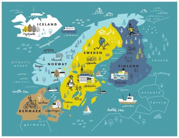 Map Inspo